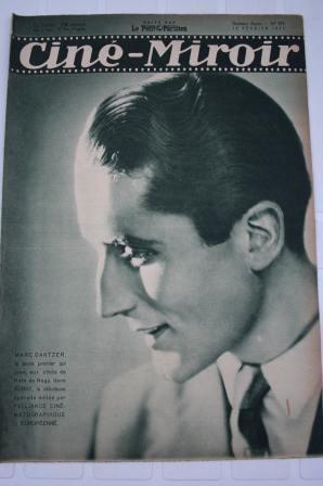 Original 1932 Marc Dantzer Jackie Cooper Jean Gabin