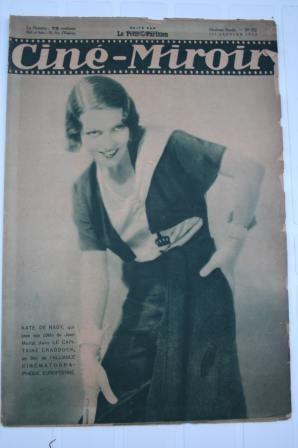 Original 1932 Kate De Naguy Miriam Hopkins Simone Simon