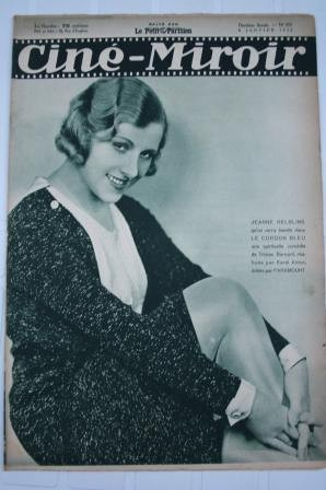 1932 Jeanne Helbling Arletty Gary Cooper Sylvia Sidney
