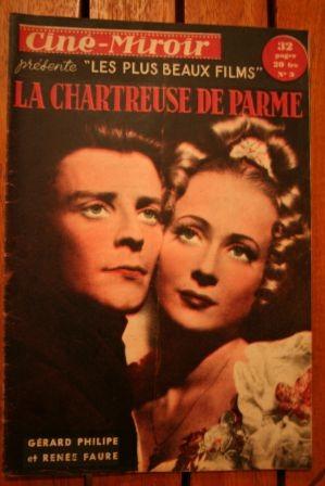 1949 Gerard Philipe Renee Faure Maria Casares