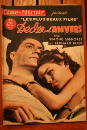 1949 Simone Signoret Dedee D'Anvers Esther Williams