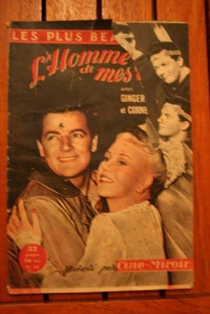 1949 Ginger Rogers Cornel Wilde It Had To Be You