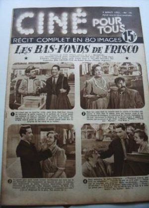 1951 Richard Conte Valentina Cortese Thieves Highway