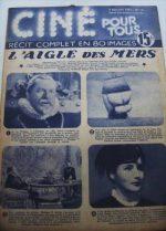 Original 1951 Errol Flynn Brenda Marshall The Sea Hawk