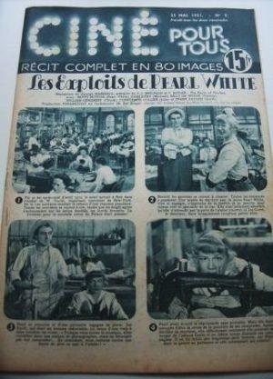 Original 1951 Betty Hutton John Lund Pearl White