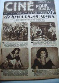 1951 Rita Hayworth Glenn Ford The Loves Of Carmen