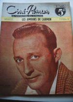 1948 Bing Crosby Rita Hayworth Glenn Ford Errol Flynn