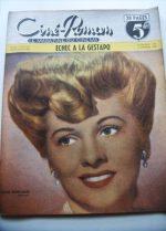 Joan Fontaine Humphrey Bogart Van Heflin Spencer Tracy