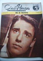 1949 Peter Lawford Charles Boyer Ingrid Bergman