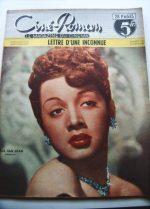 1949 Olga San Juan Joan Fontaine Richard Greene