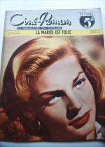 49 Lauren Bacall June Allyson Van Johnson Moira Shearer