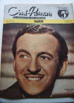 49 David Niven Serge Reggiani Cecile Aubry Errol Flynn