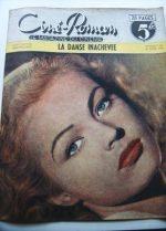 1949 Ann Todd Cyd Charisse Margaret O'Brien Hedy Lamarr