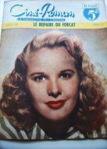1949 Mona Freeman Ida Lupino Dan Clark Dennis Morgan