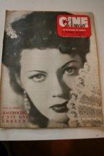 1949 Yvonne De Carlo Barbara Stanwyck Burt Lancaster
