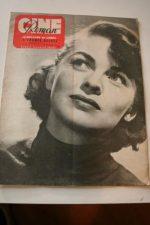 1949 Ingrid Bergman Gregory Peck Spellbound Joanne Dru