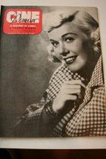 49 Magazine Doris Day Claudette Colbert Fred MacMurray
