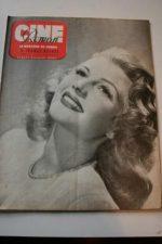 Rita Hayworth William Holden Jeanne Crain Edmund Gwenn