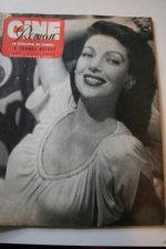 49 Magazine Loretta Young David Niven Perfect Marriage