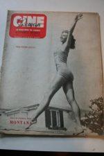 1950 Vera Ellen Errol Flynn Alexis Smith