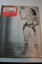 1950 Jane Russell Bob Hope Bette Davis
