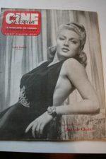 1950 Lana Turner Bing Crosby Coleen Gray