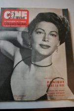 1950 Ava Gardner Richard Widmark Jack Palance