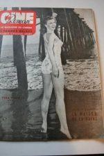 1950 Vera Ellen Susan Hayward Lizabeth Scott