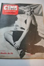 1950 Lana Turner Jacques Sernas Carla Del Poggio