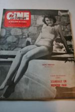 1950 Gene Tierney Tyrone Power That Wonderful Urge