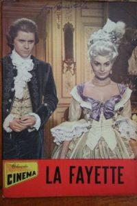 1962 Michel Le Royer Pascale Audret La Fayette