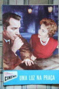 Olivia De Havilland Yvette Mimieux George Hamilton
