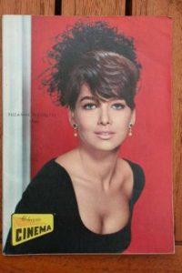 1965 Vintage Magazine Suzanne Pleshette On Front Cover