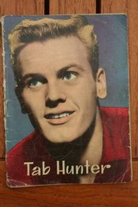 1965 Vintage Magazine Tab Hunter