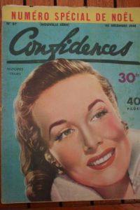 1948 Vintage Magazine Virginia Hunt