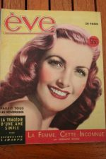 Vintage Magazine 1947 Patricia Roc