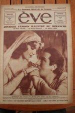 1930 Jeannette Mac Donald Dennis King Marcelle Chantal