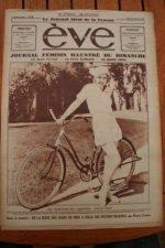 1932 Vintage Magazine Anita Page Madge Evans - Rare !