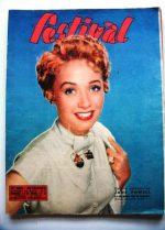 Vintage Magazine 1957 Jane Powell