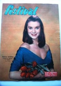 Vintage Magazine 1957 Beatrice Altariba