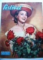 Vintage Magazine 1957 Giovanna Ralli