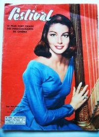 Vintage Magazine 1958 Pier Angeli