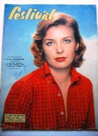 Vintage Magazine 1958 Joanne Woodward