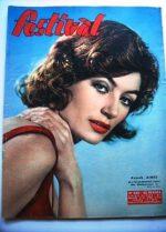 Vintage Magazine 1958 Anouk Aimee