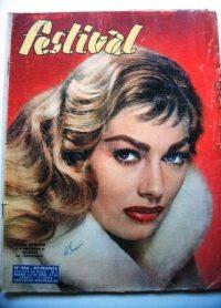Vintage Mag Anita Ekberg Glynis Johns Cameron Mitchell