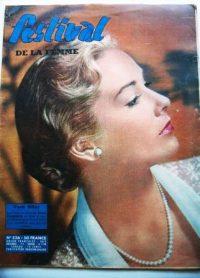 Vintage Magazine 1959 Vera Miles