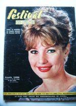 Old Mag 60 Annette Vadim Ava Gardner Anthony Perkins