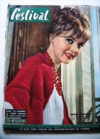 Vintage Mag 61 Annie Anderson Joan Collins Anna Karina