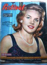 Vintage Mag 61 Carroll Baker Virna Lisi Jacques Sernas