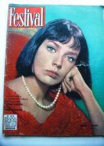 Vintage Mag 62 Marie Laforet Scilla Gabel Rock Hudson